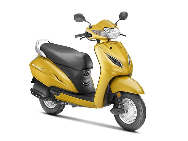 Honda Activa 5G Design And Style