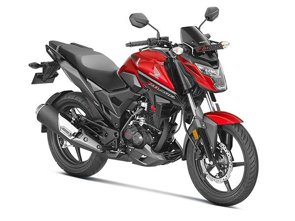 Honda X-Blade Design And Style