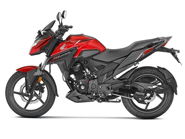 Honda X-Blade Important Features