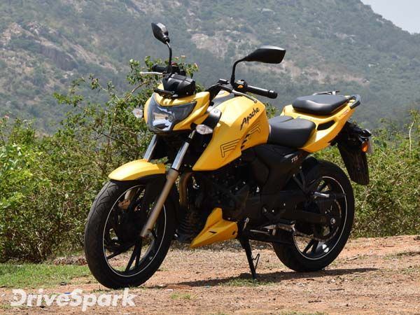 TVS Apache RTR 200 4V Price, Mileage, Review, Specs, Features, Models -  DriveSpark