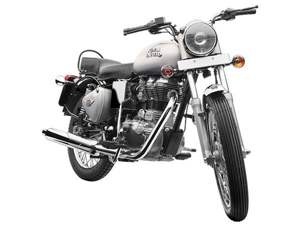 Royal Enfield Bullet 350 Design And Style