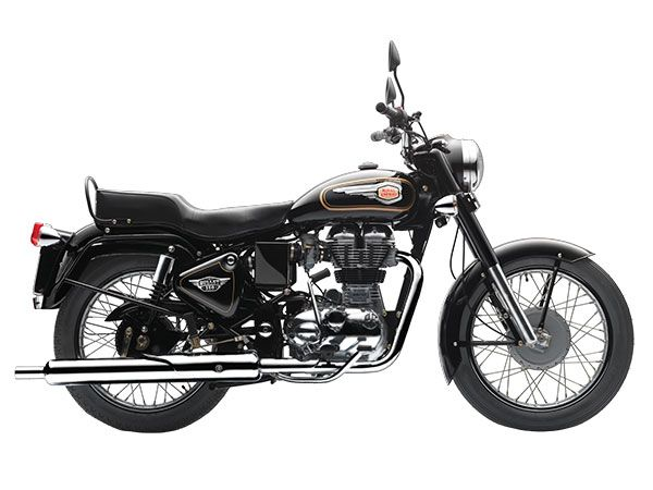 Royal Enfield Bullet 350 Important Features
