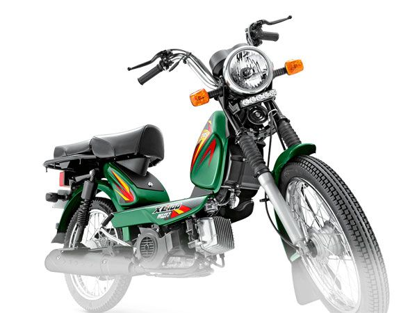 Tvs Xl 100 Heavy Duty Price Mileage Review Specs Features