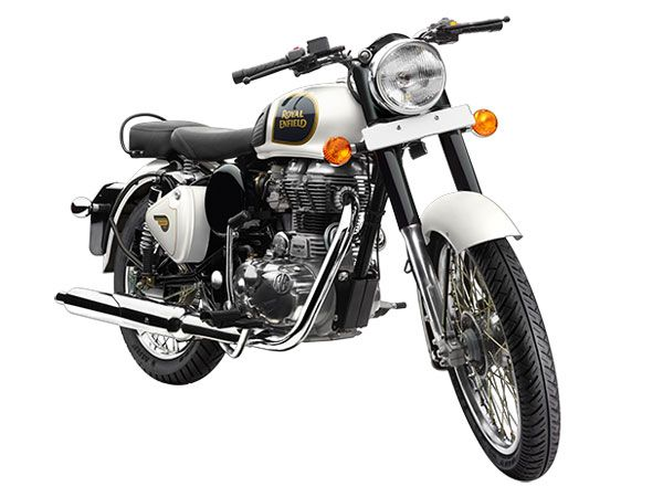 Royal Enfield Classic 350 Design And Style