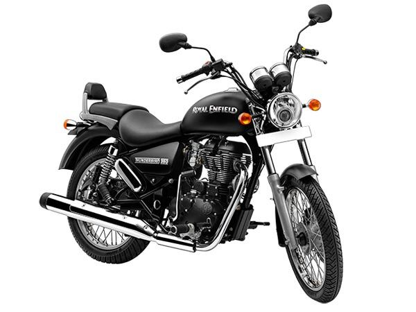 Royal Enfield Thunderbird 350 Design And Style