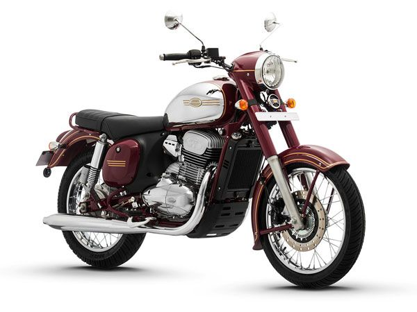 Jawa 300 Design And Style