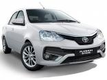 टोयोटा Platinum Etios Limited Edition Diesel