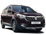 Renault Lodgy 110 PS World Edition 8 STR