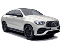 Mercedes Benz AMG GLE Coupe