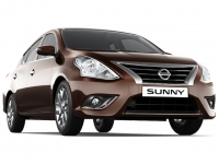 Nissan Sunny XV CVT