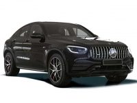 Mercedes Benz AMG GLC 43 Coupe