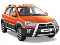 Toyota Etios Cross X-Edition Diesel
