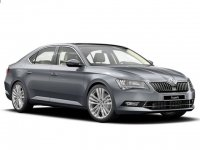 Skoda Superb Style TDI AT