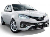 Toyota Platinum Etios VX