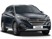 Hyundai Tucson 4WD AT GLS Diesel