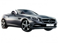 Mercedes Benz SLK-Class 350 0