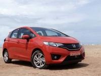 Honda Jazz V CVT Petrol 0
