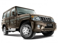 Mahindra Bolero SLE BS3 0