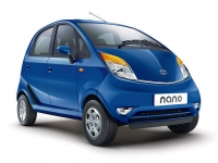 Tata Nano CX CNG 2