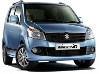 Maruti WagonR LXI BS4 0