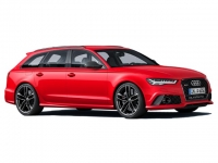Audi RS 6 Avant 0