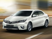 Toyota Corolla Altis 1.8G(CVT) 2