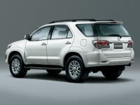 Toyota Fortuner FB 4x4 Manual 2
