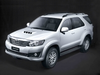 Toyota Fortuner FB 4x4 Manual 1