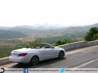 Mercedes Benz E-Class Cabriolet 1