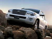 Toyota Land Cruiser 1