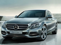 Mercedes Benz C-Class C 220 CDI Style 2