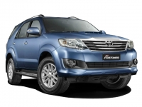 Toyota Fortuner FB 4x4 Manual 0