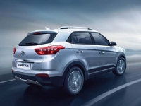 Hyundai Creta 1.6L Dual VTVT SX Plus 2