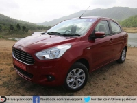 Ford Figo Aspire 1.2P Titanium Plus MT 0