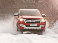 Ford Endeavour 3.2L Titanium AWD AT 0