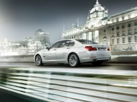 BMW 7 Series Active Hybrid 1