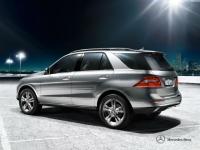 Mercedes Benz M-Class 350 CDI 4MATIC BlueEFFICIENCY 2
