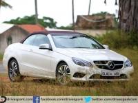 Mercedes Benz E-Class Cabriolet 0