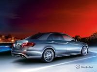 Mercedes Benz E-Class E 200 1