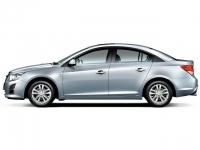 Chevrolet Cruze 2.0 LTZ AT BS4 2