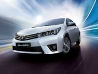 Toyota Corolla Altis 1.8G(CVT) 1