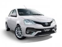 Toyota Platinum Etios VXD 0