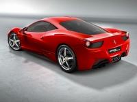 Ferrari 458 Italia Coupe 1