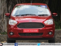 Ford Figo Aspire 1.2P Titanium Plus MT 1
