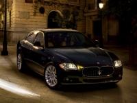 Maserati Quattroporte 1