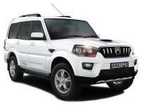 Mahindra Scorpio S10 AT 0