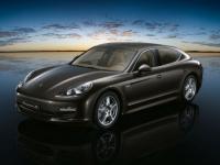 Porsche Panamera Diesel 1