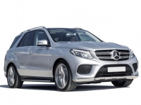 Mercedes Benz GLE 450 AMG Coupe 1