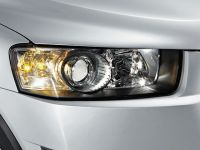 Chevrolet Captiva LTZ AWD 1