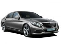 Mercedes Benz S-Class S 500 Launch Edition 0